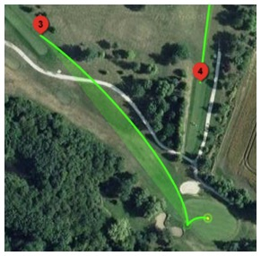 Hole 3 - 10 August 2017