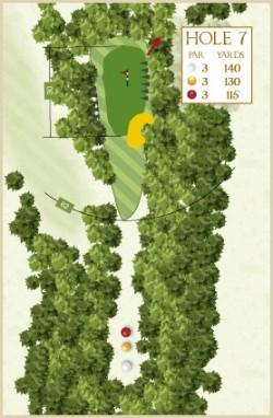 Hole 7 - Durham City Golf Club