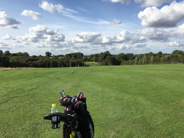 Hole 17 - Rushden Golf Course - 23 September 2016